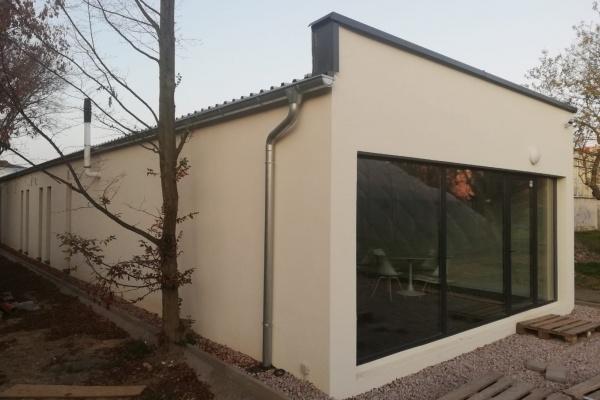 Komerčná budova Prešov