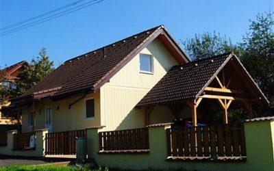 Rodinný dom Stropkov