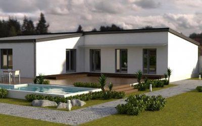 Vizualizácia Rodinný dom