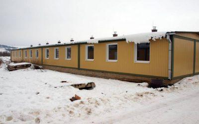 Bytový dom Kapušany