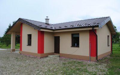 Rodinný dom Ladomirová