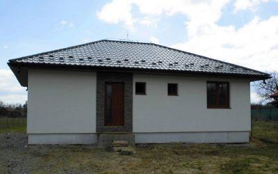Rodinný dom Sačurov
