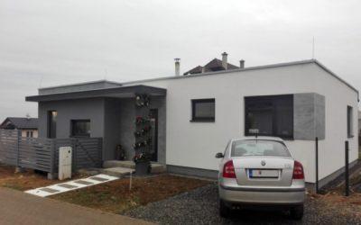 Rodinný dom Senica
