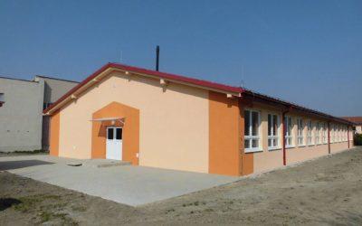 Škola Dunajská Lužná