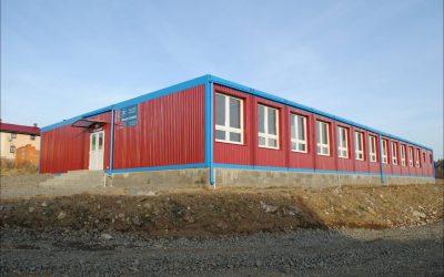 Škola Stráne pod Tatrami