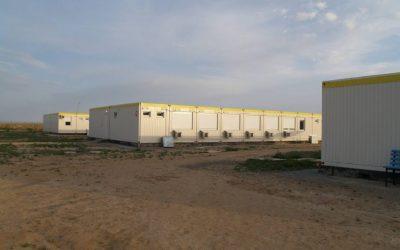 Ubytovňa Kazachstan