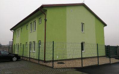 Ubytovňa Michaľany