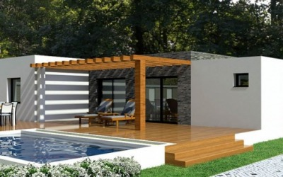 Visualization Family house 5