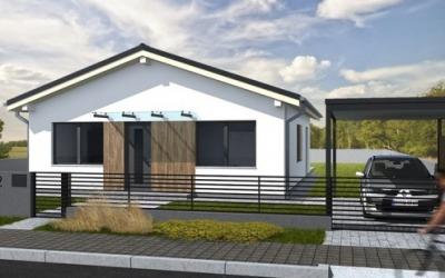 Visualization Family house 1