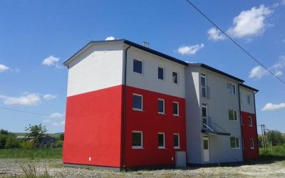 Apartment block Malá Domaša