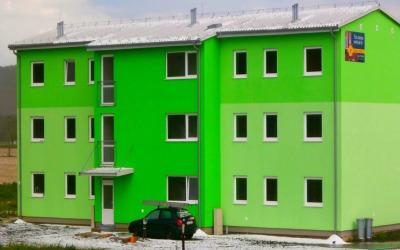 Apartment block Malá Domaša 2