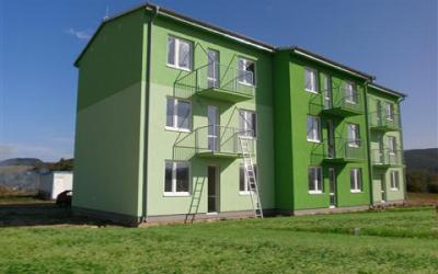 Apartment block Malá Domaša 4