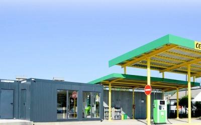Gas station Bošaca