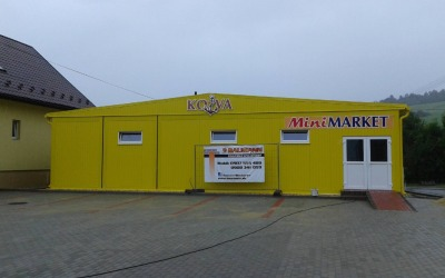 Minimarket Gabultov
