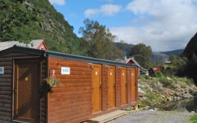 Toiletten Norwegen